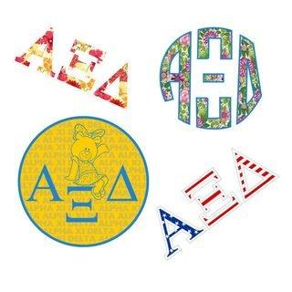 Alpha Xi Delta Sticker Grab Bag