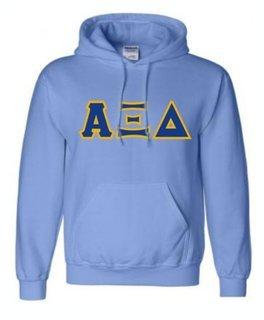 Alpha Xi Delta Sewn Sweatshirts Hoodie