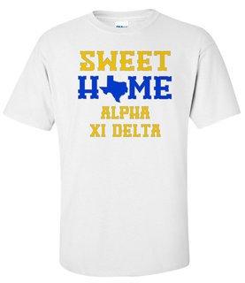 Alpha Xi Delta Sweet Home Tee