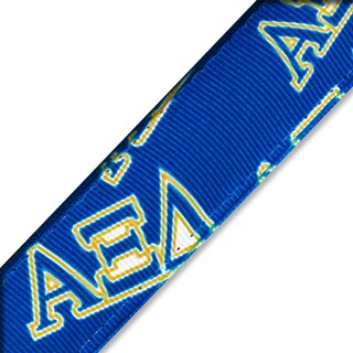 Alpha Xi Delta Tile Headband