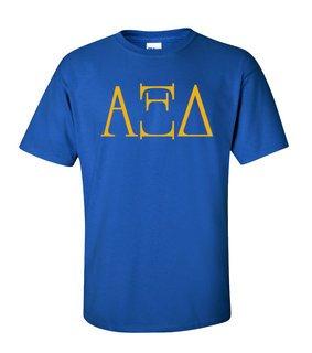 Alpha Xi Delta University Greek T-Shirts