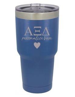 Alpha Xi Delta Vacuum Insulated Tumbler