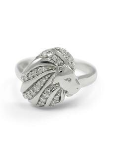 """ALPHIE"" THE LION RING"