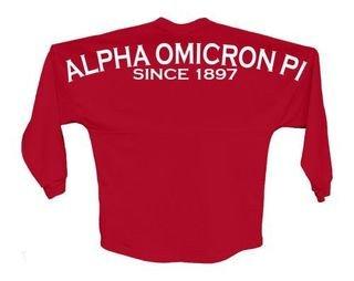 Alpha Omicron Pi Since Jersey