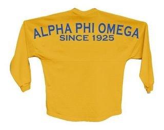 Alpha Phi Omega Since Jersey