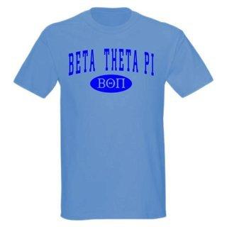 Beta Theta Pi arch tee