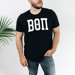 Beta Theta Pi Arched Greek Letter T-Shirt