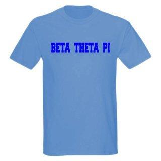 Beta Theta Pi college tee