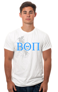 Beta Theta Pi Crest - Shield Tee