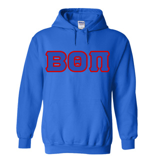 Beta Theta Pi Discount Twill Hooded Sweatshirt