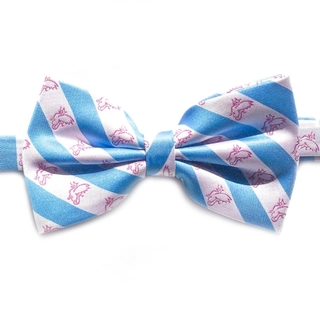 Beta Theta Pi Dragon Design Bow Tie