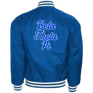 Beta Theta Pi Heritage Letterman Jacket