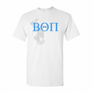 Beta Theta Pi Greek Crest - Shield T-Shirt