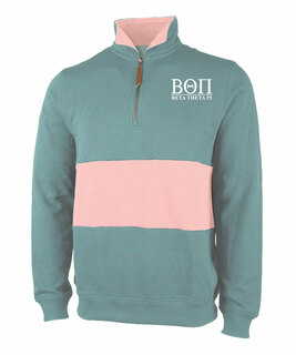 Beta Theta Pi Greek Letter Quad Pullover