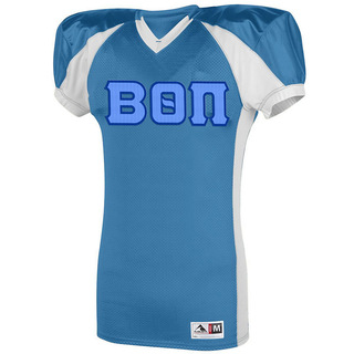 Beta Theta Pi Snap Football Jersey