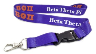 Beta Theta Pi Lanyard