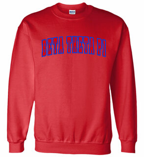 Beta Theta Pi Letterman Twill Crew