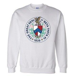 Beta Theta Pi Logo Crewneck Sweatshirt