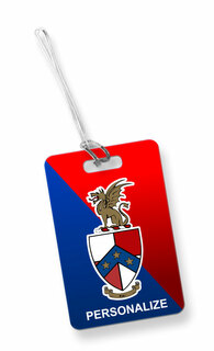 Beta Theta Pi Luggage Tag