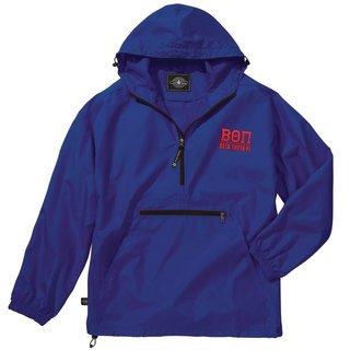 Beta Theta Pi Pack-N-Go Pullover