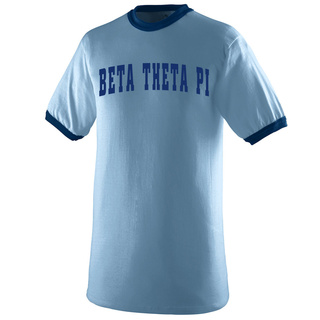 Beta Theta Pi Ringer T-shirt