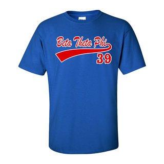 Beta Theta Pi tail tee