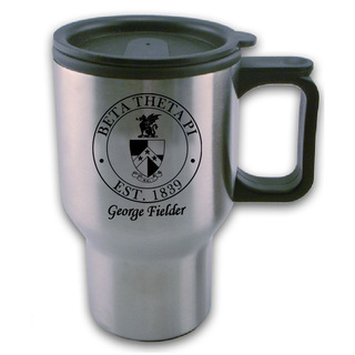 Beta Theta Pi Travel Mug