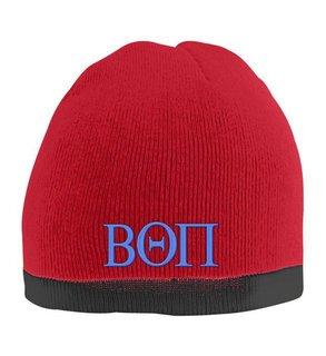 Beta Theta Pi Two Tone Knit Beanie