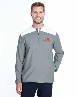 Beta Theta Pi Under Armour�  Men's Triumph Cage Quarter-Zip Pullover