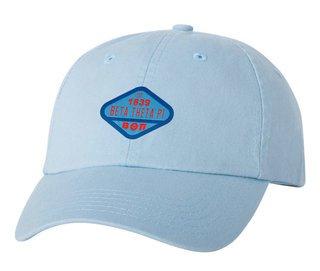 DISCOUNT-Beta Theta Pi Woven Emblem Hat