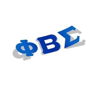 BIG Greek ROLL Letters