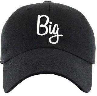 Big Sister Sorority Hat