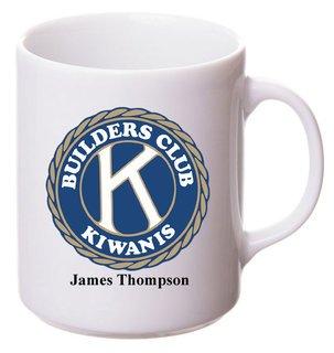 Builders Club Coffee Mug