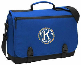 Builders Club Messenger Briefcase