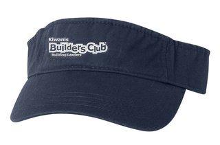 Builders Club  Visor