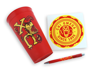 """Chi Omega """"All You Need"""" Collection"""