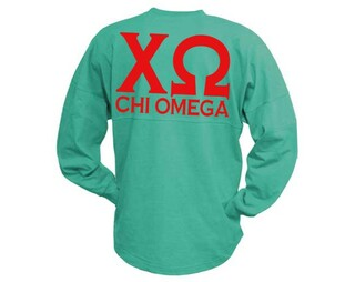 Chi Omega Classic Jersey