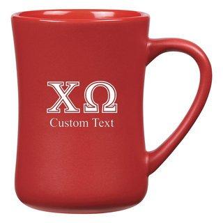 Chi Omega Coffee House Mug
