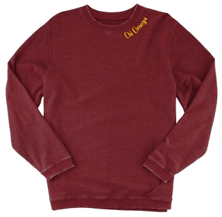 Chi Omega Corded Pullover
