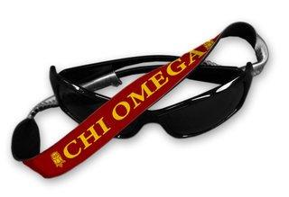 Chi Omega Croakies