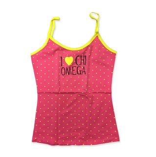 Chi Omega Heart Cami