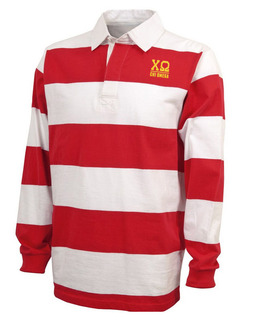 Chi Omega Lettered Rugby