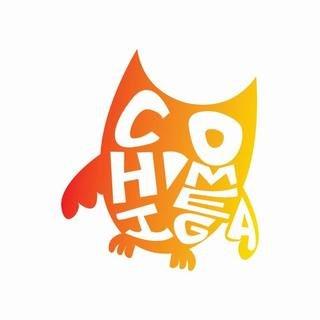 Chi Omega Mascot Greek Letter Sticker