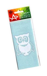 Chi Omega Mascot Sticker