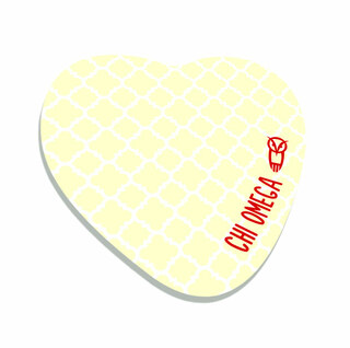 Chi Omega Mascot Sticky Notes