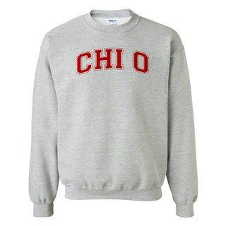 Chi Omega Nickname College Crew