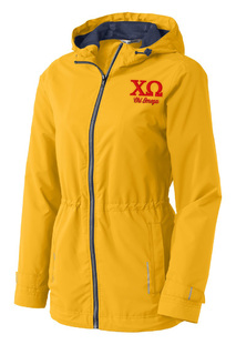 Chi Omega Northwest Slicker