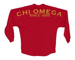 Chi Omega Since Jersey