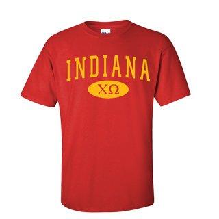Chi Omega State T-Shirts
