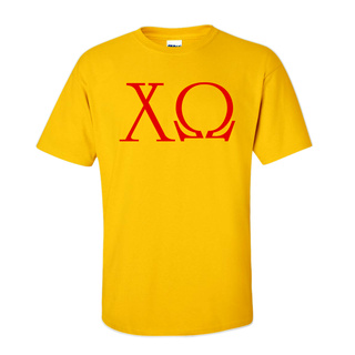 Chi Omega University Greek T-Shirts